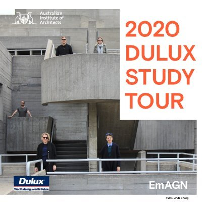 Dulux Study Tour On Twitter Entries Are Now Open For The