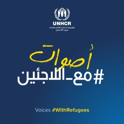 @VoicesWRefugees