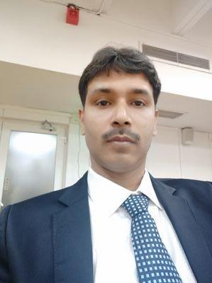 सत्य प्रकाश त्रिपाठी SATYA PRAKASH TRIPATHI