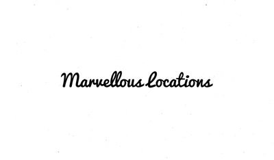 Marvellous Locations