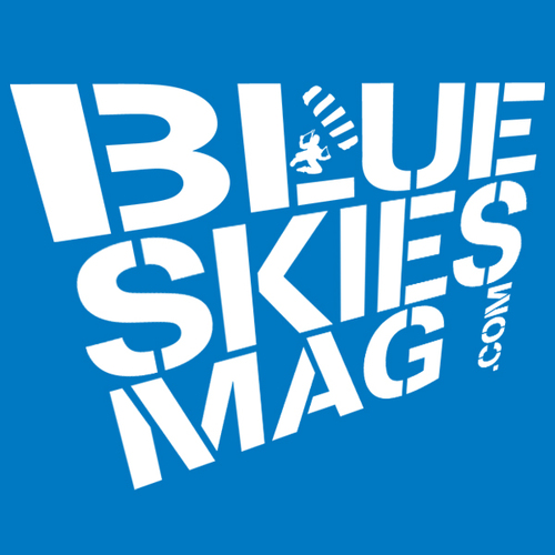 Blue Skies Mag Rushcube