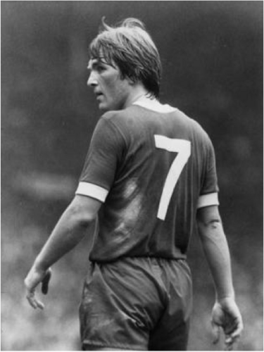 Kenneth Dalglish Social Profile