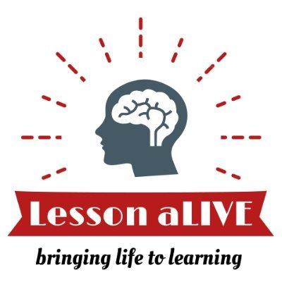 Lesson aLIVE (@LessonAlive) Twitter profile photo
