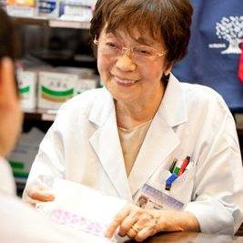 比留間栄子@世界最高齢現役薬剤師 @95worldrecord