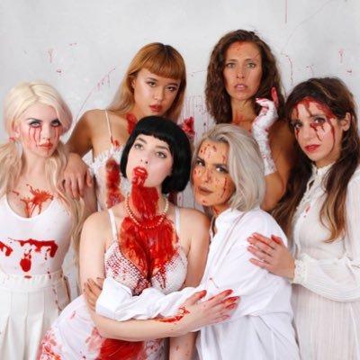 Emerging female horror filmmakers, syncing up. fatalecollective@gmail.com @ohlalola @meganrosati @daninjacquay @tashalitas @horrorchata_ Francesca K. Maldonado