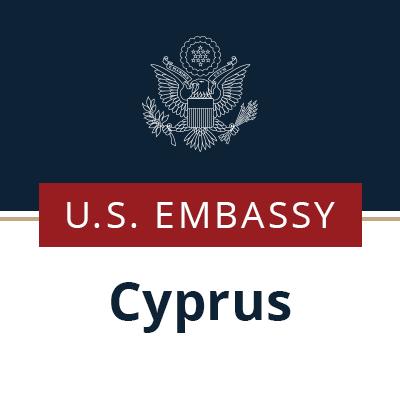 @USEmbassyCyprus