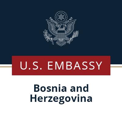 US Embassy Sarajevo