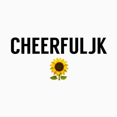 CheerfulJK  👊🏻