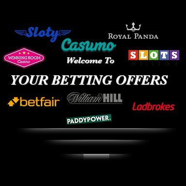 UK Bookmakers Offers