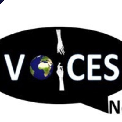 The VOICES Network 📣 (@VOICESNetworkUK) Twitter profile photo
