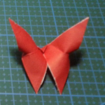 How To Make an Origami Flapping Bird - Easy Origami Intructions ... | 400x400