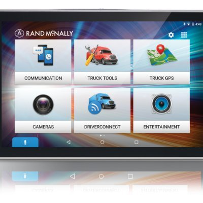 how to update rand mcnally gps