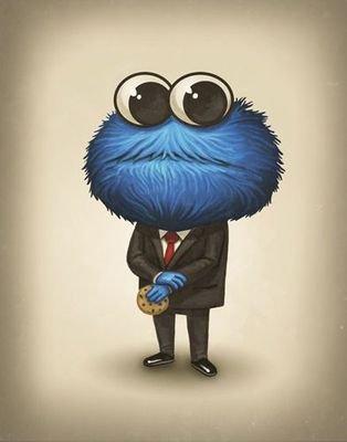 Sir Cookie Monster