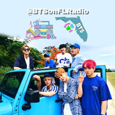BTS on Florida Radio