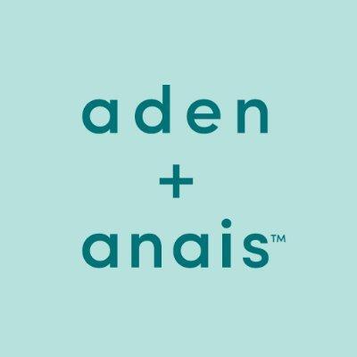 Logo de la société aden + anais