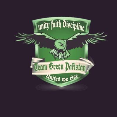 Team Green Pakistan 💚