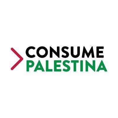 Consume Palestina