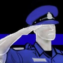 Backing The Thin Blue Line