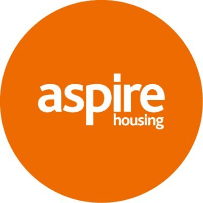 Image result for aspire logo housing staffs