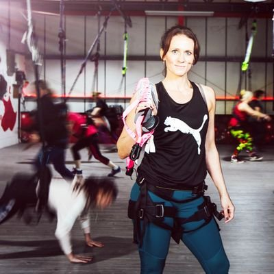 FLOW Fitness with Angharad James