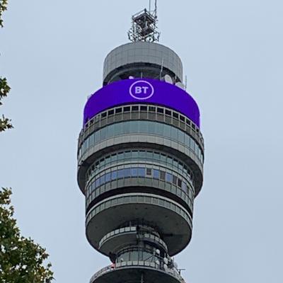 BT Tower (@bttowerlondon) Twitter profile photo