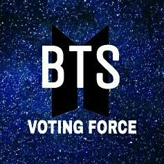 BTS VOTING FORCE   💪