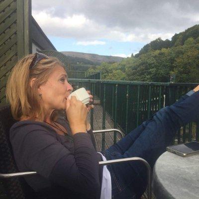 Sarah Ackroyd and Silverwood Adventures