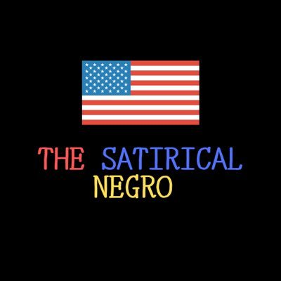 The Satirical Negro On Twitter Make America Great Again For