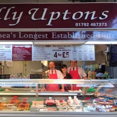 Billy Upton Butchers