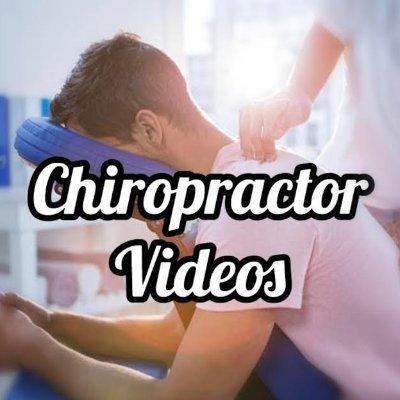 Chiropractor Videos (@ChiropractorVid )