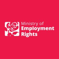 Shadow Ministry of Employment Rights (@MinistryofER )