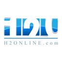H2o logo kek reasonably small