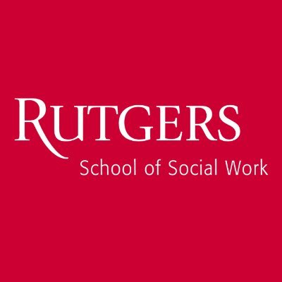 Rutgers University School of Social Work (@RutgersSSW )