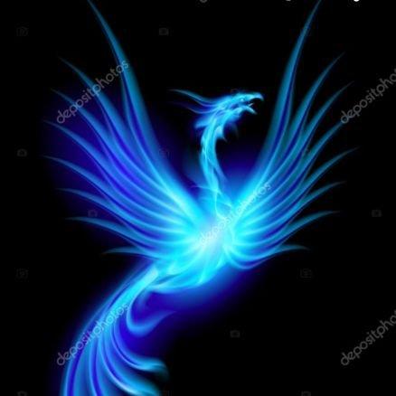 Fenix Fuego Azul