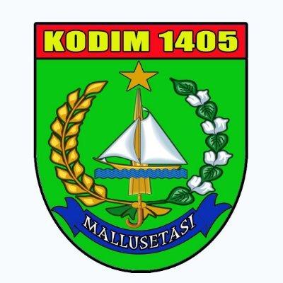 Kodim 1405 Mallusetasi Kodim1405mlts Twitter