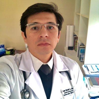 David Arciniegas, MD