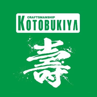 Kotobukiya Official (@Kotobukiya_EN) Twitter profile photo