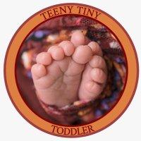 Teeny Tiny Toddler
