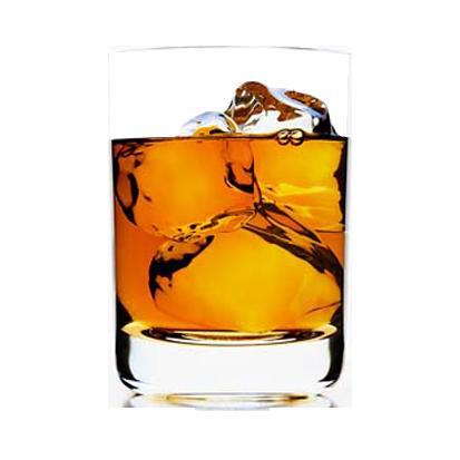 Double Scotch Glass