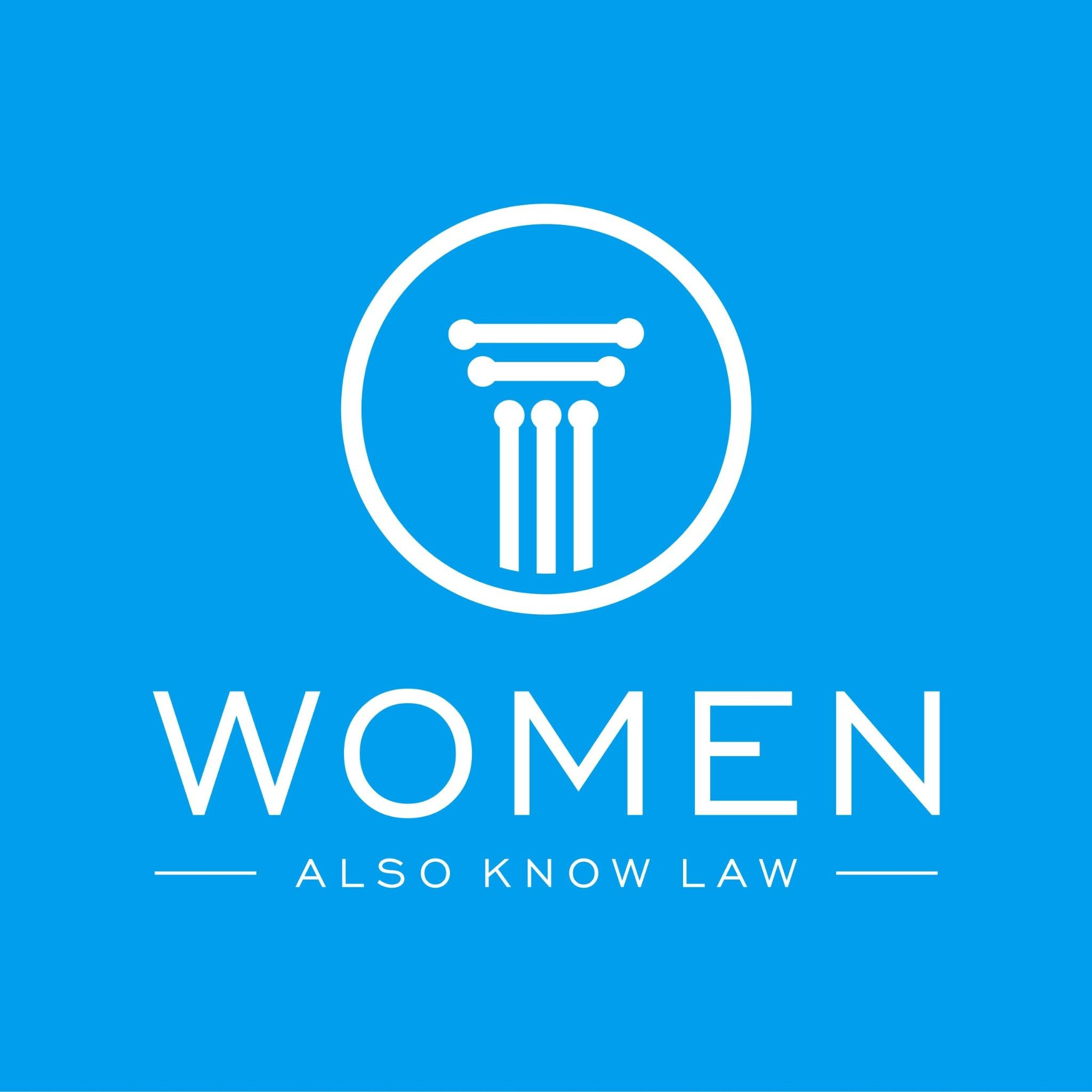 Women Also Know Law