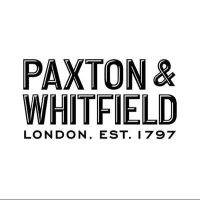 Logo de la société Paxton & Whitfield