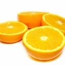 Orange reasonably small