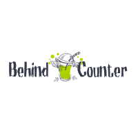 Behind Counter
