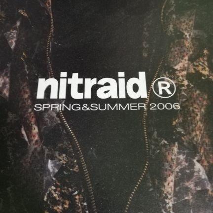 nitraid 大好き😍 販売もしています。