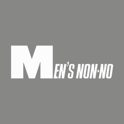 MEN'S NON-NO @MENSNONNOJP