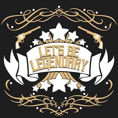 Let's Be Legendary Podcast 🏳️🌈 🔜 SEASON 2 HYPE