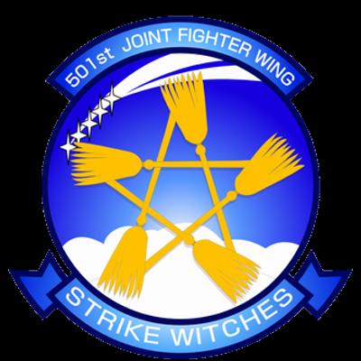 連合軍第501統合戦闘航空団 on T...