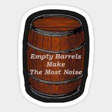 EmptyBarrelNews