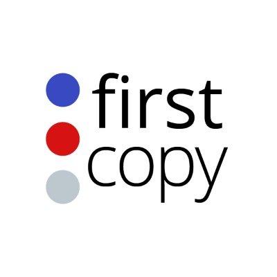 First Copy
