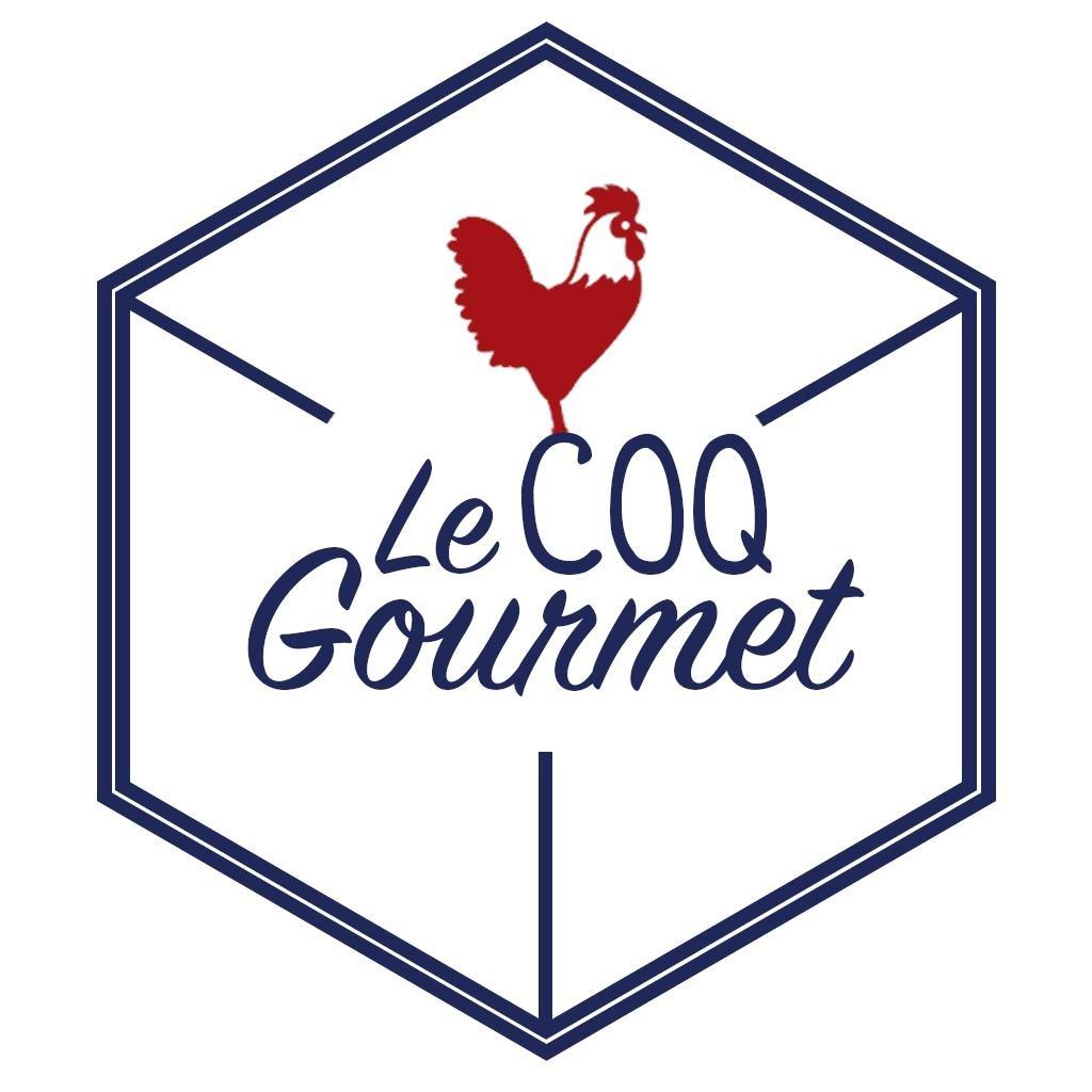 Logo de la société Le Coq Gourmet